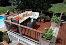 Deck Plans / by Beverly Paskas