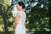 Lace wedding gowns - Seattle / Lace wedding gowns and lace-trimmed gowns at Blue Sky Bridal.  (not all gowns are still available -- please click through to our website for the most up-to-date listing)