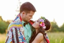 Bohemian Weddings /  for the free-spirited, hippy gypsy in you :-)