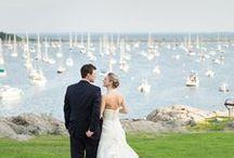 Preppy & Nautical Weddings