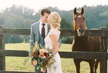 Rustic Weddings /