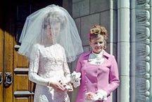 1960s real vintage weddings