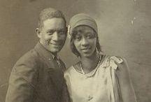 1920s real vintage weddings