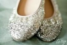 Glitter & Gold Weddings / and silver, copper, and everything sparkly...