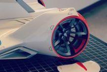 Vehicle Concepts / Transportation Design Concepts, Sketches, Scale Models etc.
