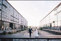 Industrial Chic Weddings