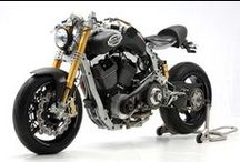 Cafe Racer Ideas / Maybe someday...