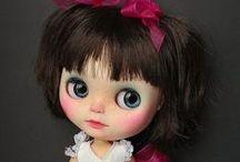 I love Blythe dolls / Blythe dolls and custom dolls I love