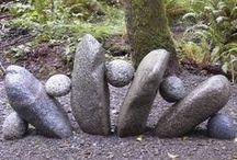 Kameny, oblázky