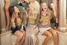 Bachelorette & Bridal Shower / Fun ideas for your bachelorette & bridal shower