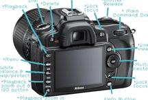 Photography 101 / everything camera, photoshop, ideas, set ups, 30 day photo challenge  / by Tiffany McNett Fisher