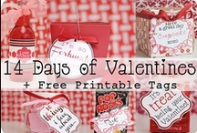 valentines day / valentines day, cards, printable, picture frames, kit, crafting, food display, m&m, mason jar, hearts, cupcakes, activities for kids, gifts, food, decor / by Tiffany McNett Fisher