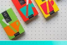 Design | Packaging / Collected inspiration for how to develop and make stylish products.
