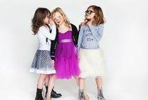 Kids Fashion / by Stephanie
