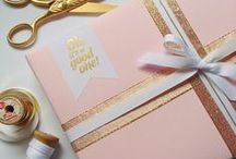 DIY | Wrap your crap / Make funny and beautiful gift wraps to friends and loved ones.