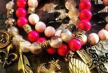 Jewelry Love / Visit my online jewelry store  Nikkieadell.bigcartel.com   Follow me @nikkieadelljewelry on instagram .   / by NikkieAdell JEWELRY
