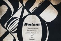 Typography / by M. Merleau-Ponty