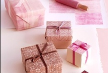 That's A Wrap / Eco-friendly gift wrap / by Melanie Roussin
