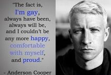 Anderson Cooper (mah Boo) / by Moose
