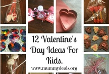Valentine's Day Ideas | Valentine's day gifts ideas / Need some Valentine's Day Ideas? See this board! 12 Valentine's For Kids: http://mummydeals.org/12-valentines-day-ideas-for-kids/ and more! #valentines #valentinesday