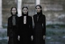 Photo | Dark / Moodboard inspiration for mystic, dark, religion etc.