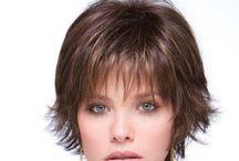 A. Hairstyles Short hair / Short, cute, edgy, & classic cuts  / by Hairstylist & Haircolorist, Raquel Amaro
