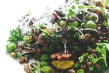 Recipes: Yummy salads / by Melinda Kent