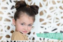 A. Hairstyles for Kids / Kids  / by Hairstylist & Haircolorist, Raquel Amaro