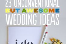 2nd UNIQUE WEDDING IDEAS! / by Shellie Denham