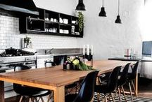 Home | Kitchen / Ideas and inspiration for my kitchen.