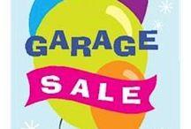 GARAGE & YARD SALE TIPS, ETC. / by Shellie Denham