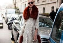 Fashion | Autumn / Makeup and fashion inspiration for autumn and winter.