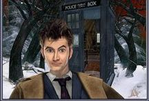 Doctor Who / Even MondiVirtuali.it trust him, since he is a Doctor! ;-)  If you love Doctor Who follow the board ad repin!