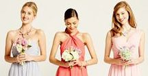 Dresses & Gowns / Ideas & inspirations for wedding gowns and dresses.