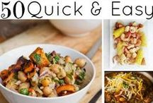 Food- Recipe Compilations / Multiple recipes in one pin. / by ScrapnMommy