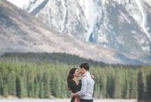 Tie the Knot, Canadian Style / Who ever said you need to elope to the tropics? How about a destination wedding in Canada? (Or just a non-elopement wedding, if you're already living in Canada. We think it's a classy choice either way...)