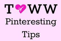 Pinteresting Tips / Pinteresting tips for growing traffic and using Pinterest!