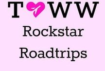Rockstar Roadtrips! / Totally rocking road trips that I've been on or need to go on!