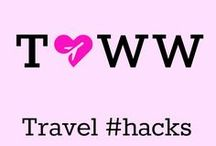 Travel #hacks / Tricks and hacks to make your travel life a little easier :)
