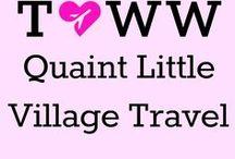 Quaint little village travel / Gorgeous little villages to discover :)