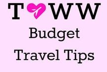Budget travel tips / One for all the proud penny-pinchers and fellow cheapskates out there. Who's stopping us seeing the world for less?