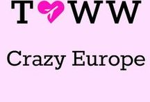 I Want To Travel To - Europe! / Travel in Europe