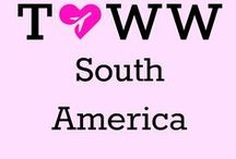 I Want To Travel To - South America! / Travel in South America