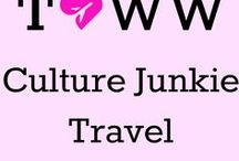 Culture Junkie Travel / Travel to satisfy the inner culture junkie