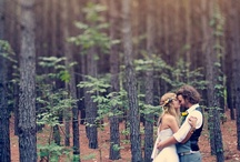 STYLE | Forest Wedding Plans