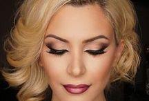 makeup/hair! / by Kelley Rae