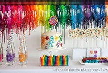 Birthday Party Ideas - Kids / by Aoifa Anctil