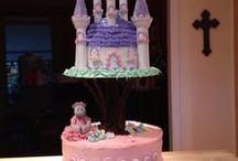 Cake and Cupcake Designs / Cake Decorating / by Dianne Johnson