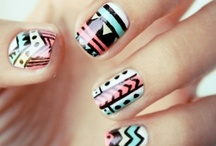 Nails / by Coryn Fabre