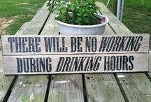"Happy Hour ""It's 5 O'Clock Somewhere""...."